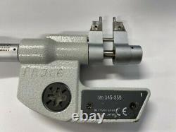 Mitutoyo 345-350 Digimatic Inside Micrometer. 2-1.2/5-30mm. 00005/0.001mm
