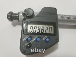 Mitutoyo 350-354-30 Digital Micrometer Head, 0-1/0-25.4mm, C/NUT SPC