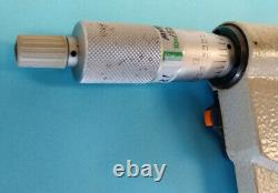 Mitutoyo 3-4 Digital Micrometer. 00005 SPC used 293-724-30