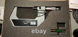 Mitutoyo 3-4 Digital Micrometer