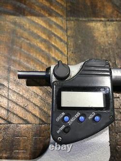 Mitutoyo 3-4 Digital Micrometer IP65 No. 293-333