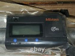Mitutoyo 3-Point Digimatic Digital Holtest Micrometer Bore Gauge Gage 0.80-1.00