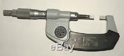 Mitutoyo 422-330-30 Digital Blade Micrometer 0-1 Made in Japan lot18054