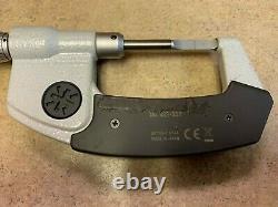 Mitutoyo 422-330 Digital Blade Micrometer 0-1.00005.001mm