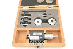 Mitutoyo 468-921 Digital Bore Micrometer Digimatic Holtest. 275 to. 5