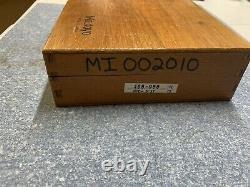 Mitutoyo 468-956 Digital Bore Micrometer Holtest Intrimik 0.275-0.5