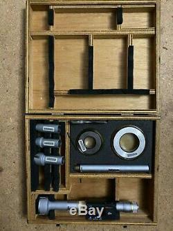Mitutoyo 468-978 Digital Inside Micrometer 0.8 2, Set