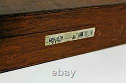 Mitutoyo 468-978 Digital Inside Micrometer 0.8 2, Set L397605A-DDK