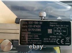 Mitutoyo 500-193-30 0-300mm/0-12 Absolute Digital Digimatic Vernier Caliper