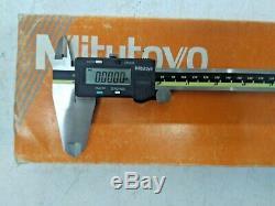 Mitutoyo 500-193 Digital Caliper 0-12 300mm CD-12 CP CERTIFIED BR