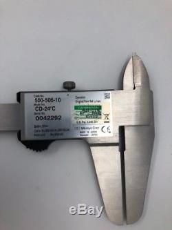 Mitutoyo 500-506-10 CD-24 Absolute Digital Caliper (S03037629)