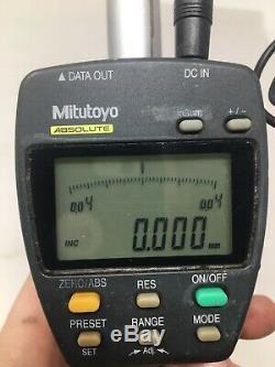 Mitutoyo 543-554-1, ID-F150E Absolute Digital Indicator, 0-2, Lot G