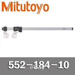 Mitutoyo 552-184-10 ABSOLUTE Digital Caliper 0-1500mm Carbon Fiber Metric
