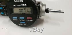 Mitutoyo 568 Borematic Digital Bore Inside Micrometer Gage NO HEADS. Shelf w3