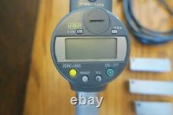 Mitutoyo 568- Borematic LCD Bore Gauge, 3-4