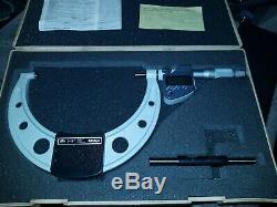 Mitutoyo 5-6'' Digital Micrometer 293-351 MDC-6MJ