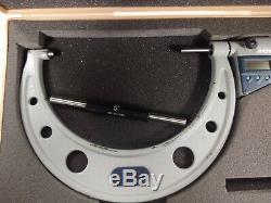 Mitutoyo 5-6 Mechanical Digital Micrometer USED