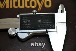 Mitutoyo 70th Anniversary Digital Caliper, Micrometer set Limited Edition RARE