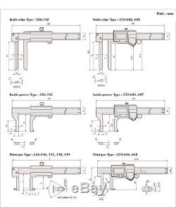 Mitutoyo ABSOLUTE 573-647 Digital Inside Caliper Stainless Steel 10-160mm IP67