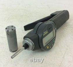Mitutoyo Absolute Digital 3 Point Bore Micrometer 20 25mm 0.0001mm Grad