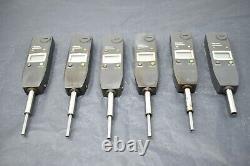 Mitutoyo Absolute ID-U1025E Digital Indicator 6 Piece Lot Parts / Repair