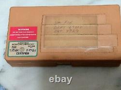 Mitutoyo Craftsman #38666 Hybrid Micrometer English (Analog) & Metric (digital)