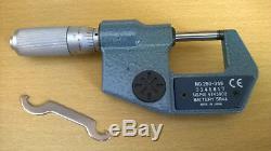 Mitutoyo Digimatic 150mm Vernier Calipers / 25mm Micrometer Measuring Tools Set