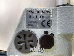 Mitutoyo Digimatic 350-714-30 Digital Micrometer Head With LCD Display