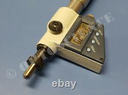 Mitutoyo Digimatic 350-714-30 Digital Micrometer Head with LCD Display, 1 / 25mm
