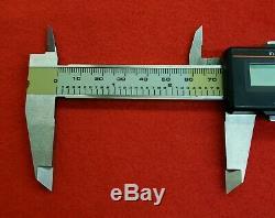 Mitutoyo Digimatic 500-351 CD-6P 0-6 Digital Caliper Micrometer Ships Free