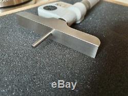 Mitutoyo Digimatic Depth Micrometer 0-300mm/ 0-12 329-351