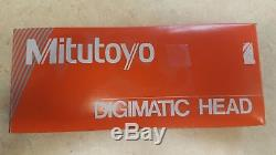 Mitutoyo Digimatic Digital Micrometer Head 0-1 25mm. 00005.001mm NEW