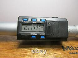 Mitutoyo Digimatic Holtest 3 Point Internal Micrometer Used