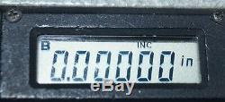Mitutoyo Digimatic Micrometer 293-723-10 2-3.00005 resolution In Case