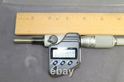 Mitutoyo Digimatic Micrometer Head P/N 72096274