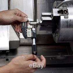 Mitutoyo Digimatic QuantuMike Micrometer 0-25mm/0-1