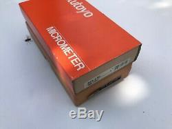 Mitutoyo Digit Blade micrometer 0-25mm / 0-1 Inches, Digital Disc Micrometer