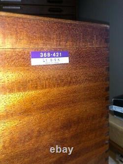 Mitutoyo Digit Holtest Micrometer No. 368-241 L1 8-9 K