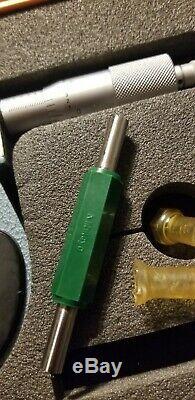 Mitutoyo Digit Outside Micrometers 3-4 193-214