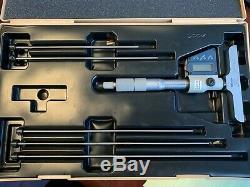 Mitutoyo Digital Depth Micrometer 0-6