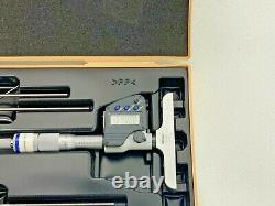 Mitutoyo Digital Depth Micrometer Set 329-350-10.00005 55E