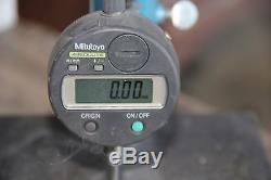 Mitutoyo Digital Dial Micrometer Tool Granite Flat Base Watchmaker Lathe Tools