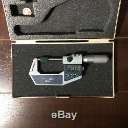 Mitutoyo Digital Micrometer 1-2
