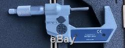 Mitutoyo Digital Micrometer 1-2 Excellent Condition
