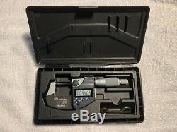 Mitutoyo Digital Micrometer 293-330-30