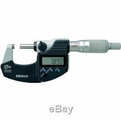 Mitutoyo Digital Micrometer, 293-344-30, 0-1/0-25.4mm (IP65)