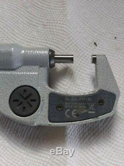 Mitutoyo Digital Micrometer 293-349-30 (ip65) Coolantproof