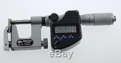 Mitutoyo Digital Micrometer 317-351 0-1 0.001mm