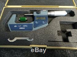 Mitutoyo Digital Micrometer Model 4743902