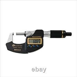 Mitutoyo Digital Micrometer QuantuMike MDE25MX 293-140-30
